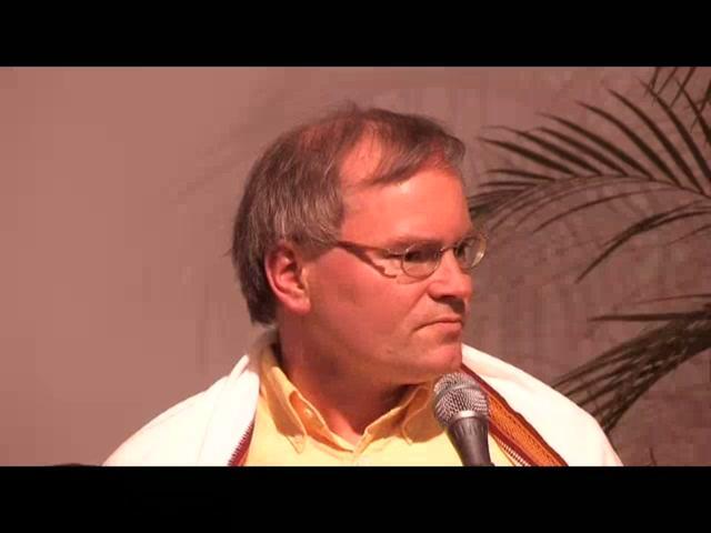 Ayurveda in der Hatha Yoga Pradipika - Vortrag mit Sukadev Bretz