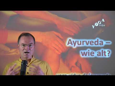 Ayurveda - wie alt? - Frage an Sukadev
