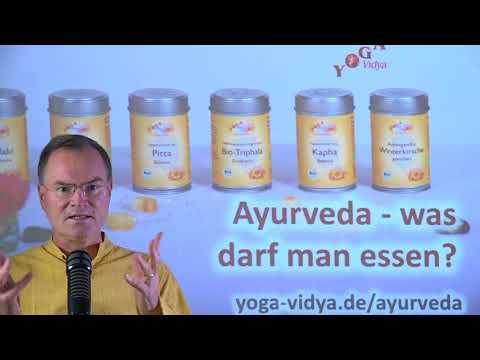 Ayurveda - was darf man essen? - Frage an Sukadev