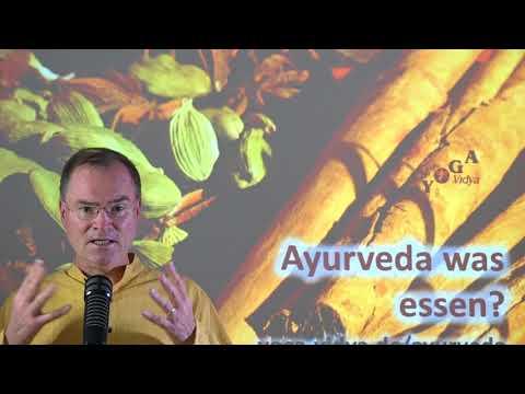 Ayurveda - was essen? - Frage an Sukadev
