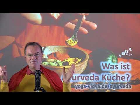 Was ist Ayurveda Küche? - Frage an Sukadev
