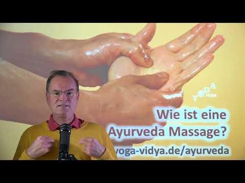 Wie ist eine Ayurveda Massage? - Frage an Sukadev