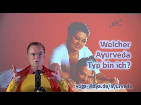 Welcher Ayurveda Typ bin ich? (2) - Frage an Sukadev