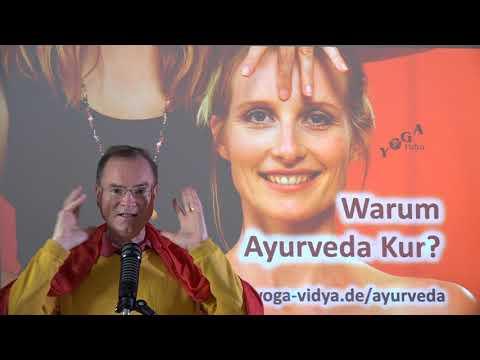 Warum Ayurveda Kur? - Frage an Sukadev