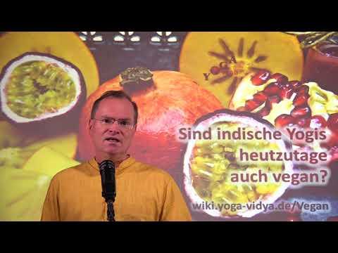 Sind indische Yogis heutzutage auch vegan? - Frage an Sukadev