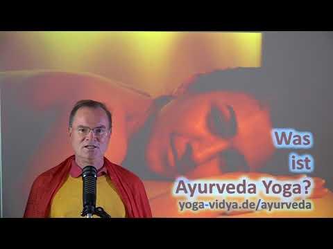 Was ist Ayurveda Yoga? - Frage an Sukadev