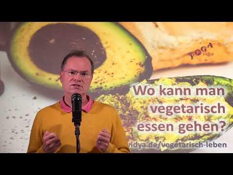 Wo kann man vegetarisch essen gehen? - Frage an Sukadev