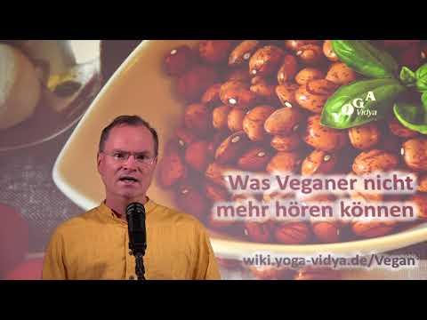 Was Veganer nicht mehr hören können? - Frage an Sukadev