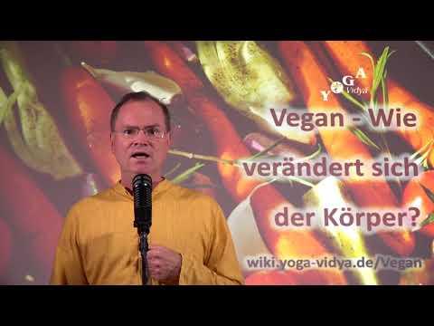 Vegan - Wie verändert sich der Körper? - Frage an Sukadev