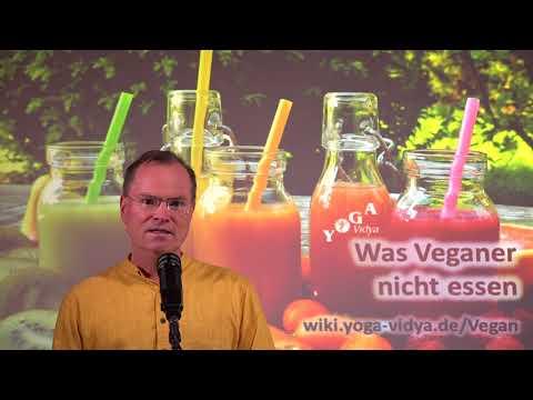 Was Veganer nicht essen? - Frage an Sukadev