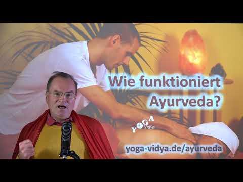 Wie funktioniert Ayurveda? - Frage an Sukadev
