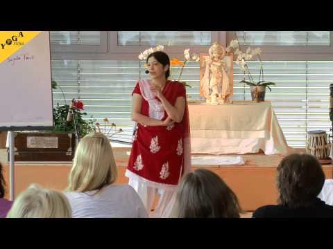 Ayurveda Kongress 2014: Ayurveda für Frauen in den Wechseljahren mit Dr. Sujata Tambe