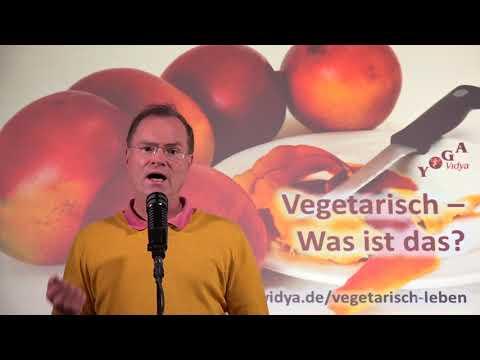 Vegetarisch - Was ist das? - Frage an Sukadev