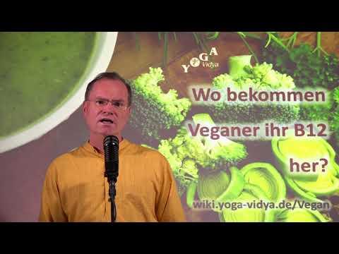 Wo bekommen Veganer ihr B12 her? - Frage an Sukadev
