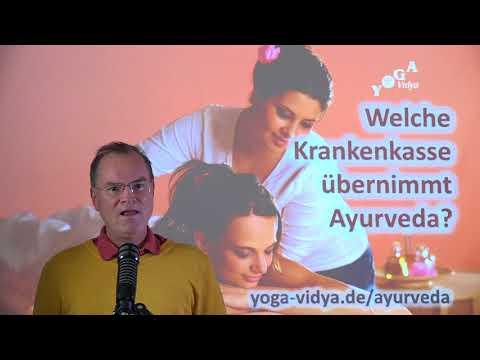 Welche Krankenkasse übernimmt Ayurveda? - Frage an Sukadev