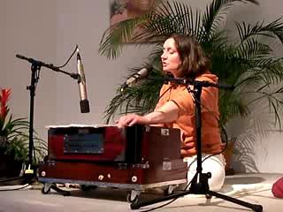 Shri Raghunatha - Mantra-Singen mit Katyayani
