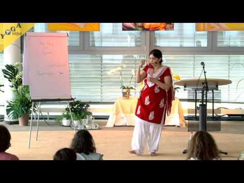 Ayurveda Kongress 2014: Anti Aging mit Ayurveda - Sujata Tambe