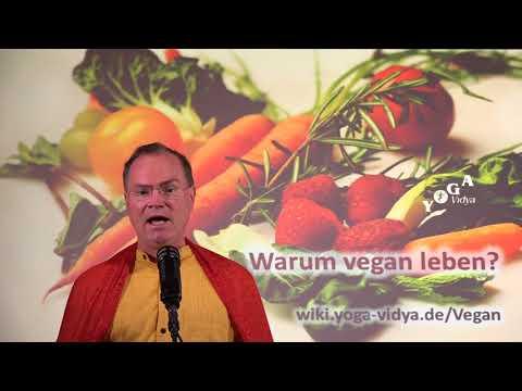 Warum Vegan leben? - Frage an Sukadev