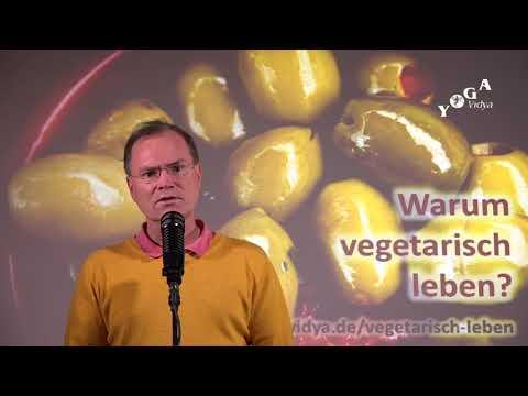 Warum vegetarisch leben? - Frage an Sukadev
