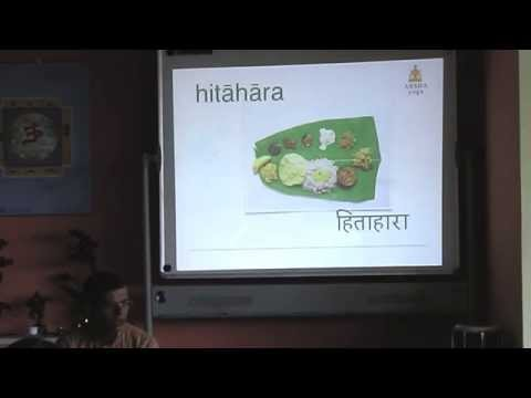 Harilalji Explains Hitahara - Proper Diet Part 1