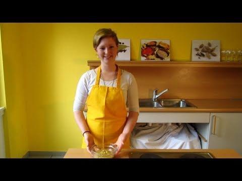 Yoga Vidya Kochvideo - Mandel-Möhren-Aufstrich