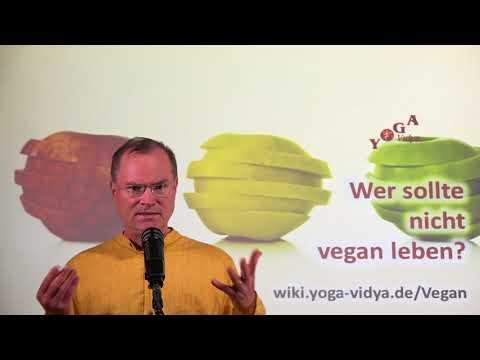 Wer sollte nicht vegan leben? - Frage an Sukadev