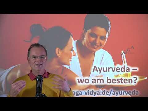 Ayurveda - wo am besten? - Frage an Sukadev