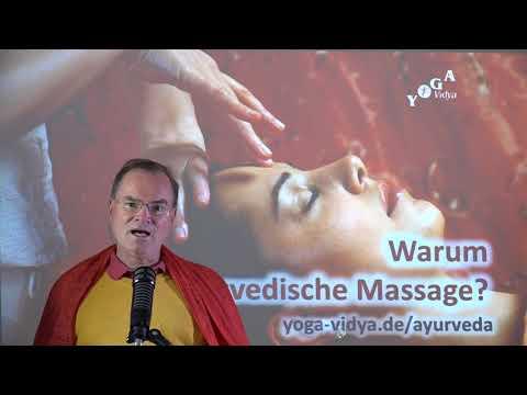 Warum ayurvedische Massage? - Frage an Sukadev