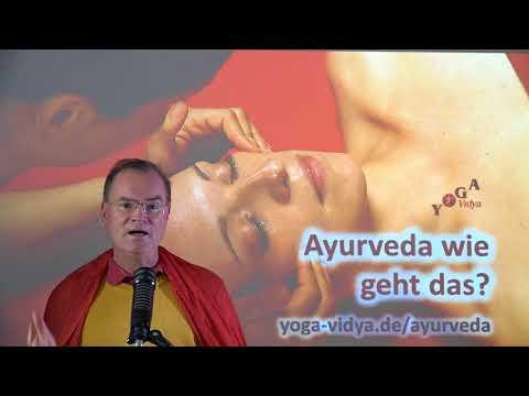 Ayurveda - wie geht das? - Frage an Sukadev