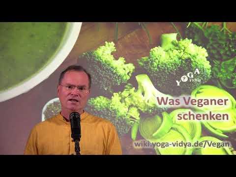 Was Veganer schenken? - Frage an Sukadev