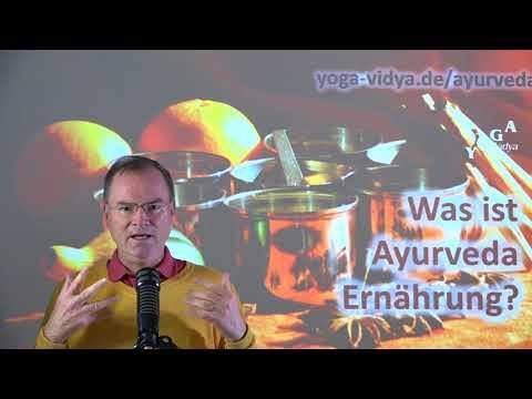 Was ist Ayurveda Ernährung? - Frage an Sukadev