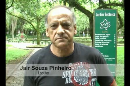 Depoimento com o Sr. Jair Souza Pinheiro - Locutor