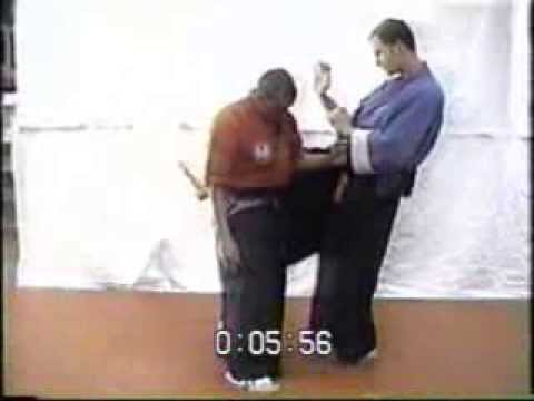 Prof Grandmaster Irving Soto, jujitsu Atemi waza,