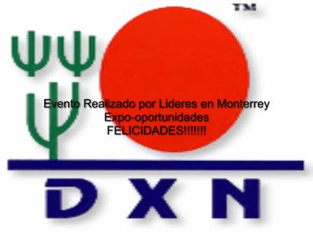 Magno evento en la Ciudad de Monterrey
