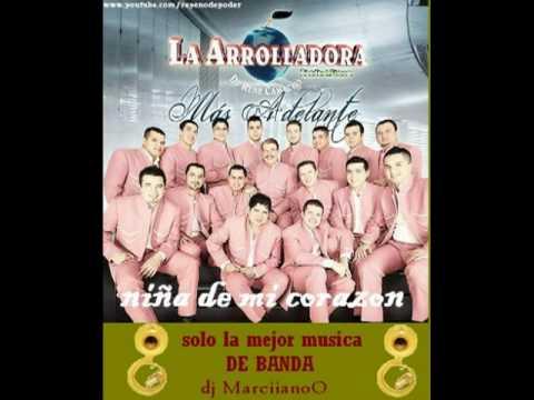 La Arrolladora Banda El Limon - Niña De Mi Corazon[estreno]