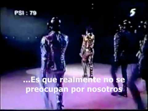 Michael Jackson - They Dont Care About Us (Subtitulada al Español)