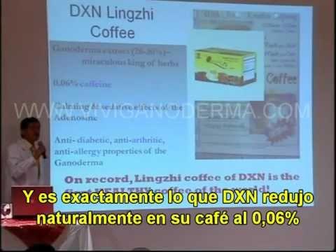 QUE CONTIENE...-Coffee Lingzhi 2en1 - DXN