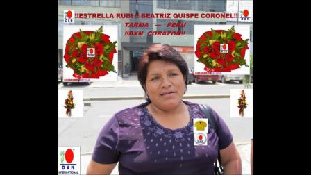 GRAN LÍDER DXN PERU Beatriz