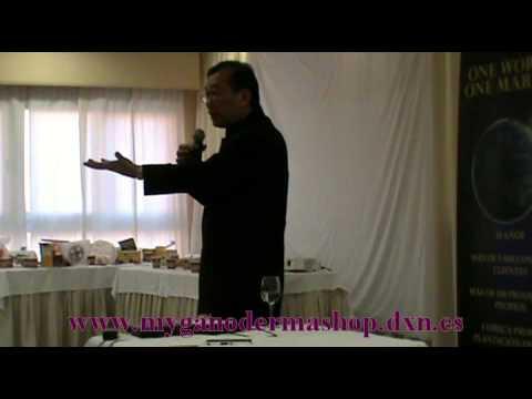 Video 5 de Preguntas sobre Ganoterapia al Dr Lim Siow Jin