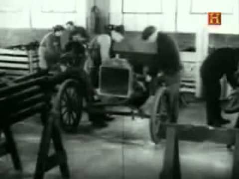 Historia de Henry Ford y su compañia