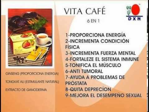 CAFE DE ENERGIA 6 EN 1