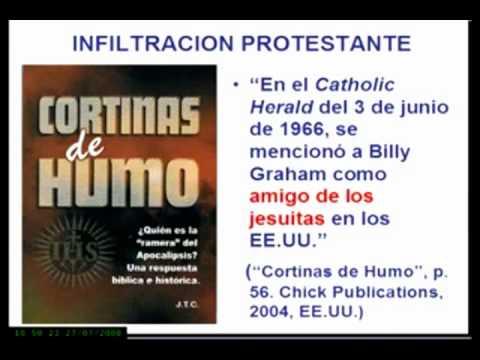 Los mayores enemigos humanos (Jesuitas) de YAHSHUA y sus redimidos.