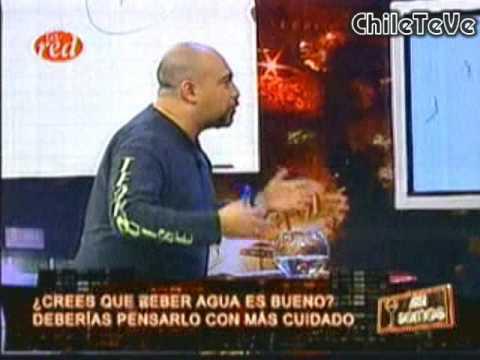 """SALFATE: Conspiración """"Fluor en el Agua"""" (1/2)"""