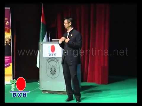 Mr. Budiman Salim - Embajador Corona DXN 2/5