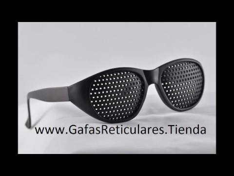 Gafas de Agujero Conico