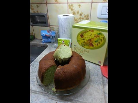 Torta de Spirulina Cereal de DXN