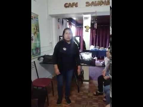 Testimonio de Agrepina sobre la empresa DXN en ARGENTINA