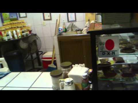 Cafeteria saludable/con productos/DXN