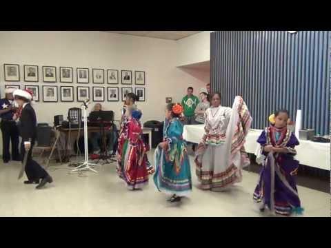 Los Machetes - A Mexican folk dance