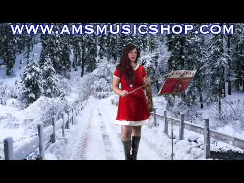 Jingle Bells | Easy Violin Tutorial | Christmas & Holiday | no.2